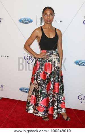 LOS ANGELES - JUN 6:  Nischelle Turner at the 42nd Annual Gracie Awards at the Beverly Wilshire Hotel on June 6, 2017 in Beverly Hills, CA