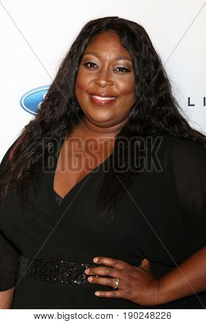 LOS ANGELES - JUN 6:  Loni Love at the 42nd Annual Gracie Awards at the Beverly Wilshire Hotel on June 6, 2017 in Beverly Hills, CA