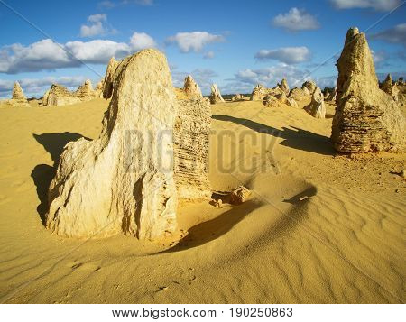 The Pinnacles Desert - Numbung National Park, Western Australia