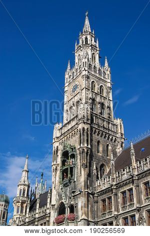Marienplatz, Munich Germany