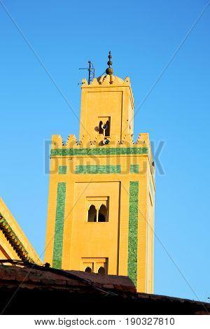 History  Maroc Africa  Minaret Religion    Sky