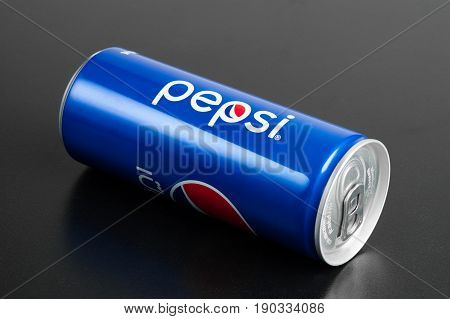 Isolate Pepsi Can
