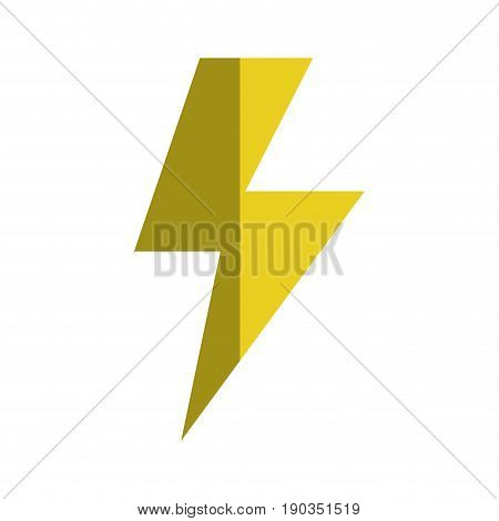energy hazard sign to electrical warning vector illustration