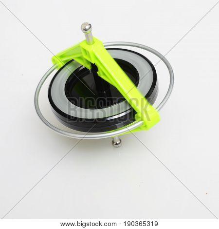 Precision Gyroscope Toy