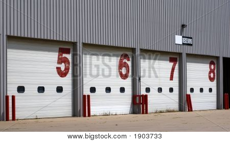 Doors Five Through Eight