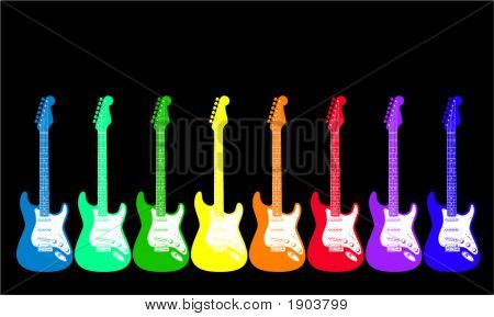 Electric-Guitar-Rainbow