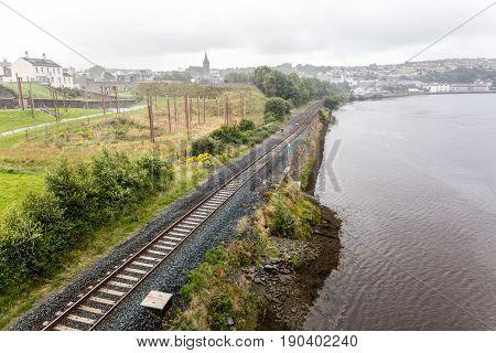 Landscape Of Derry