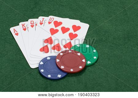 Playing A Winning Game Of Poker