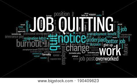 Job Quitting