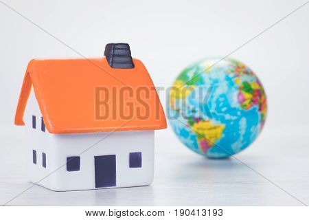 Eco-friendly Efficient House Concept With Globe