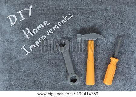 Diy And Home Improvements Concept