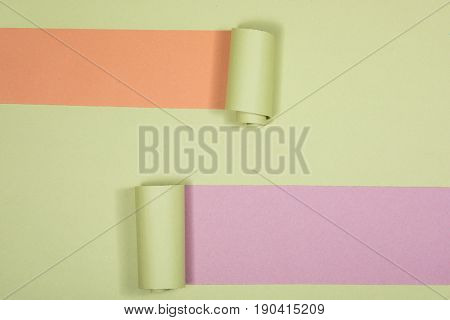 Fun Creative Paper Background Pattern