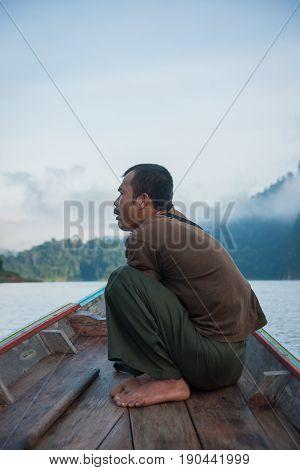 Chieou Laan Lake, Thailand