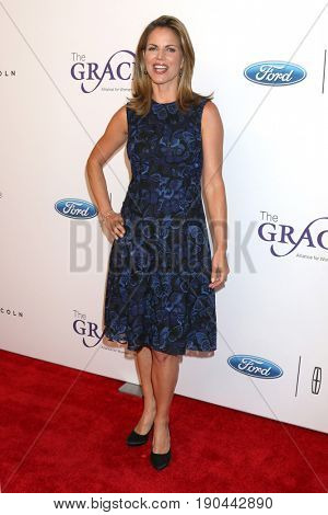 LOS ANGELES - JUN 6:  Natalie Morales at the 42nd Annual Gracie Awards at the Beverly Wilshire Hotel on June 6, 2017 in Beverly Hills, CA