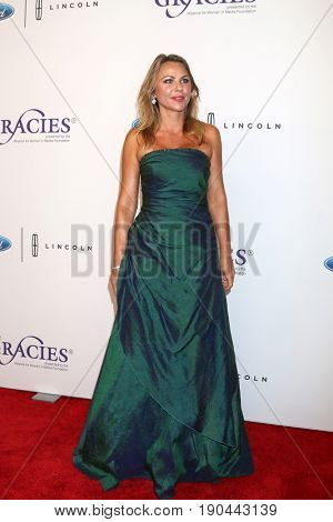 LOS ANGELES - JUN 6:  Lara Logan at the 42nd Annual Gracie Awards at the Beverly Wilshire Hotel on June 6, 2017 in Beverly Hills, CA