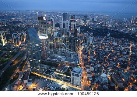 Istanbul City, Turkey