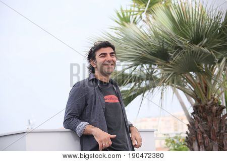 Fatih Akin attends the 'In The Fade (Aus Dem Nichts)' photocall during the 70th annual Cannes Film Festival at Palais des Festivals on May 26, 2017 in Cannes, France.