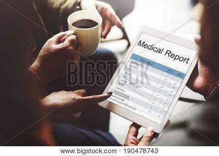 Medical Examination Report History History