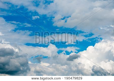 Sky Blue Sky Background With Clouds Sky With Clouds