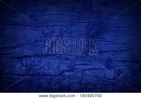 the old blue wood textureblue cracked background