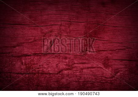 the old wood texture red cracked background