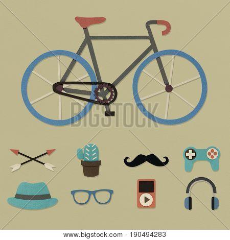 Bike Logo Modern Sign Trademark Copyright