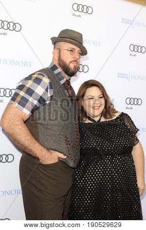 LOS ANGELES - JUN 8:  Chris Sullivan, Chrissy Metz at the 10th Annual Television Academy Honors at the Montage Hotel on June 8, 2017 in Beverly Hills, CA
