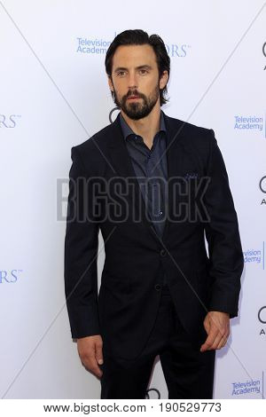 LOS ANGELES - JUN 8:  Milo Ventimiglia at the 10th Annual Television Academy Honors at the Montage Hotel on June 8, 2017 in Beverly Hills, CA