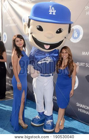 LOS ANGELES - JUN 8:  Atmosphere at the Los Angeles Dodgers Foundations 3rd Annual Blue Diamond Gala at the Dodger Stadium on June 8, 2017 in Los Angeles, CA