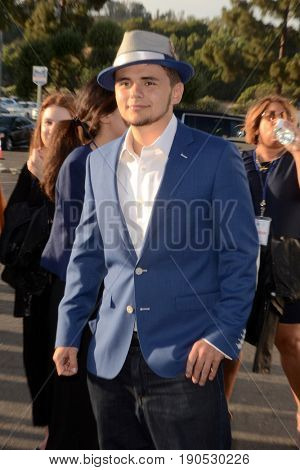 LOS ANGELES - JUN 8:  Prince Michael Jackson at the Los Angeles Dodgers Foundations 3rd Annual Blue Diamond Gala at the Dodger Stadium on June 8, 2017 in Los Angeles, CA