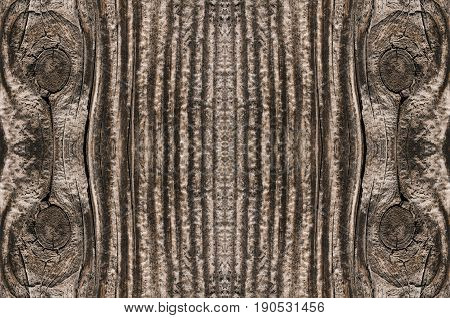 Wooden line texture. Surface of wood texture with natural pattern. Plank wood vertical lines with brown color