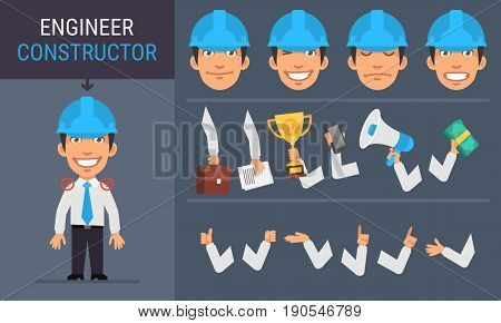 Constructor Character Engineer