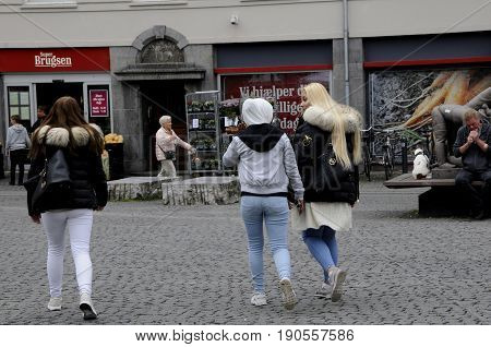 Copenhagen /Denmark - 10 June 2017. Diversity in Denmark. (Photo.Francis Joseph Dean/Deanpictures)