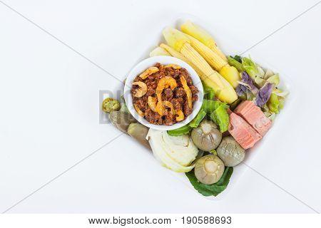 Chili Paste(nam Prik) ,