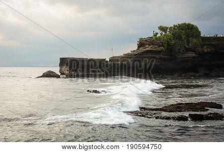 Seascape Of Bali Island In Indonesia