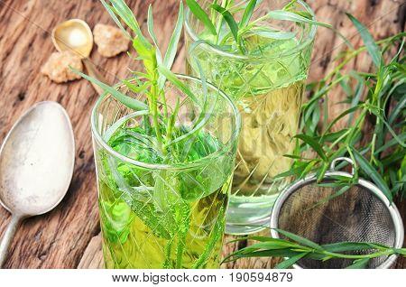 Summer Drink Tarragon