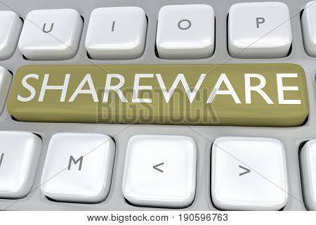 Shareware - Proprietary Concept