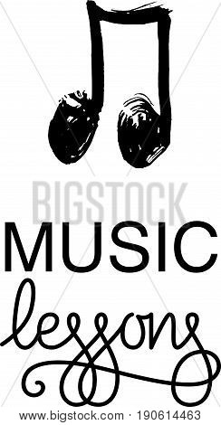 Music Lessons Logo