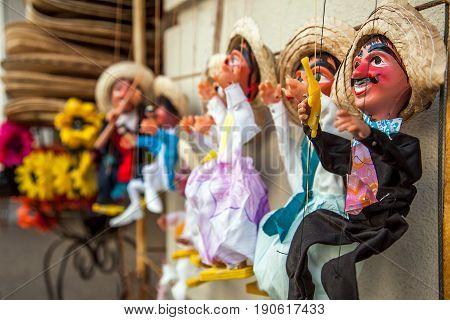 Marionettes in San Antonio Texas United States