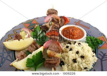 Beef Kebabs 7