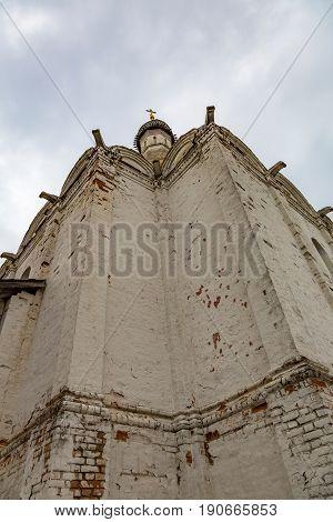 Church Of Peter The Metropolitan In Pereslavl-zalessky, Russia