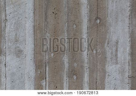 Fine Texture Of Concrete Wall