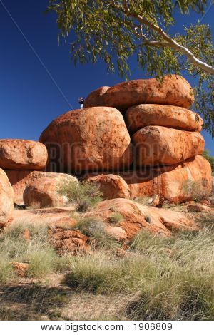 The Devils Marbles 3