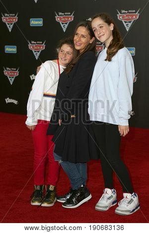 LOS ANGELES - JUN 10:  Soliel Moon Frye, daughters at the