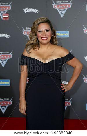 LOS ANGELES - JUN 10:  Cristela Alonzo at the