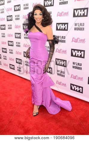 LOS ANGELES - JUN 9:  Valentina at the RuPauls Drag Race Season 9 Finale Taping at the Alex Theater on June 9, 2017 in Glendale, CA