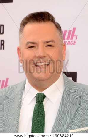 LOS ANGELES - JUN 9:  Ross Matthews at the RuPauls Drag Race Season 9 Finale Taping at the Alex Theater on June 9, 2017 in Glendale, CA