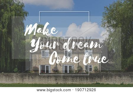 Make Your Dream Come True Action Inspiration