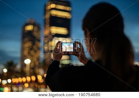Capturing City At Night