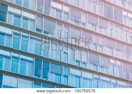 Buidling Facade - Office Building Exterior